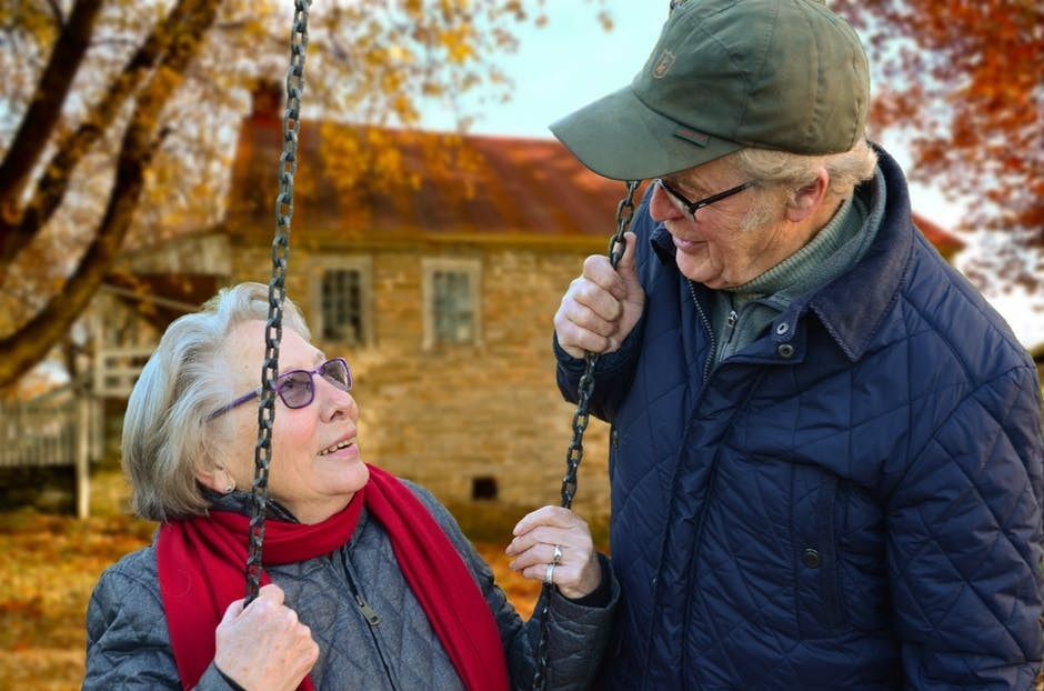 Find a husband even after 50. It's never too late