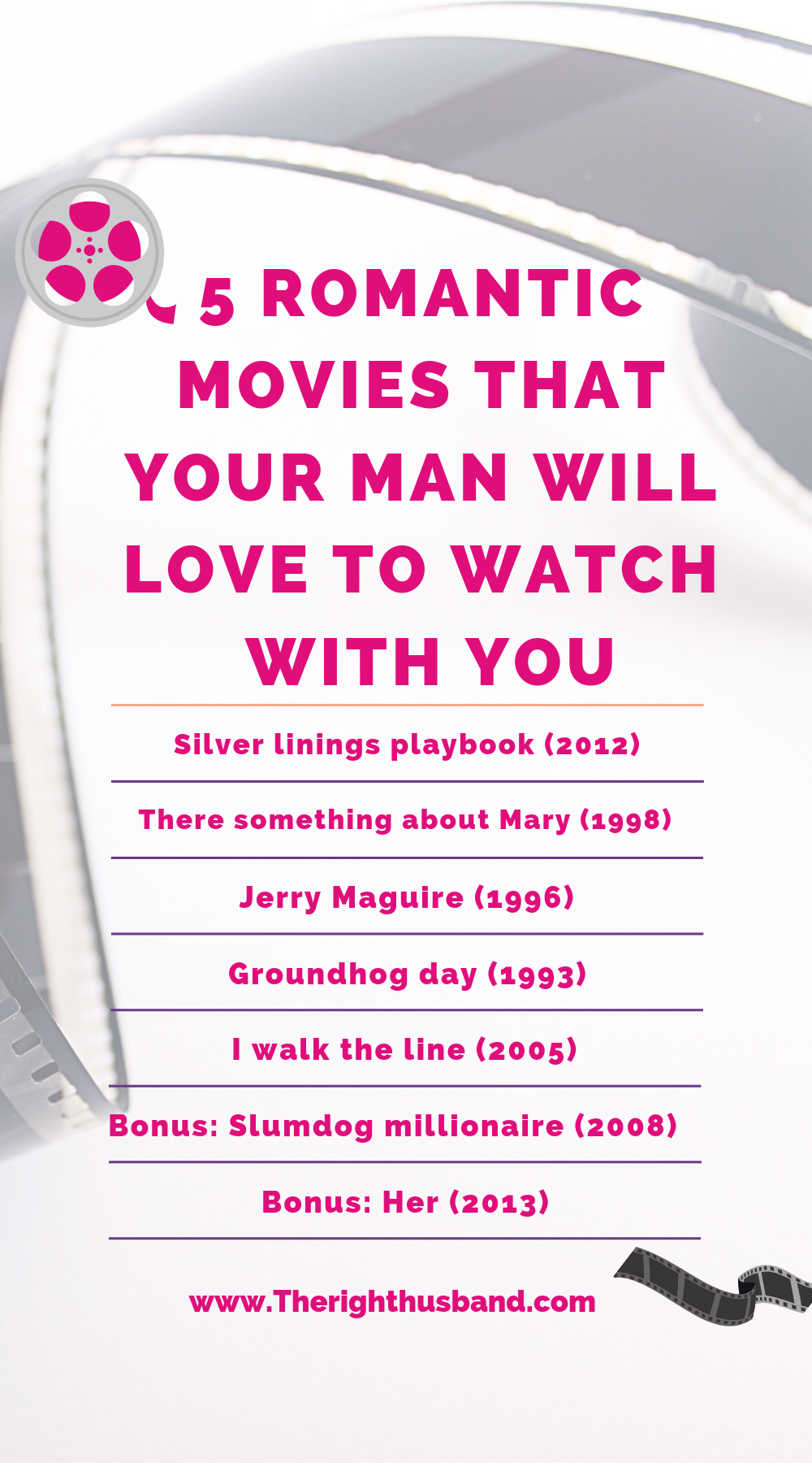 1000x1800 list 5 romantic movies that your man will love