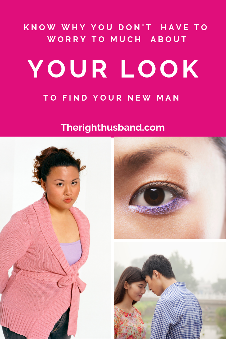 Looking for a new boyfriend. Does your look really matter?