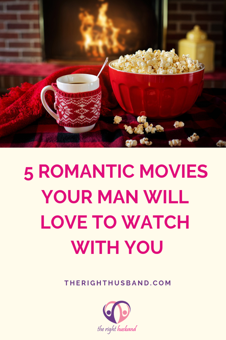 5 romantic movies that you can watch with your soon- to-be-boyfriend. Learn how to seduce him using those five romantic movies he will just love to see again.