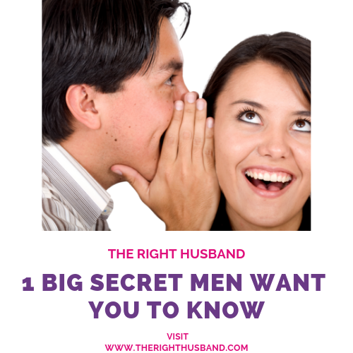 featured 1 big secret men want you to know