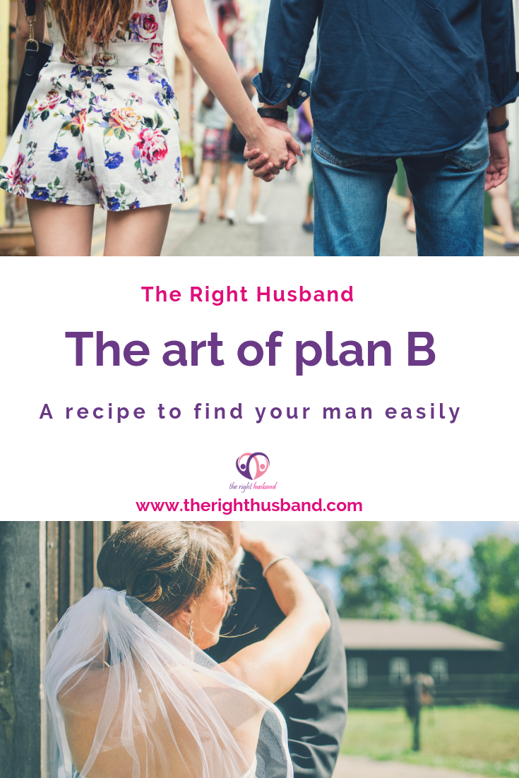 The art of plan B to find the man of your dream 2