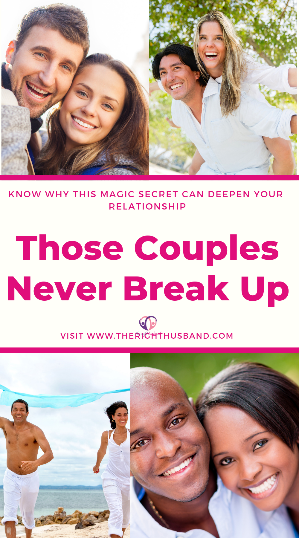 Those Couples Never Break up 1