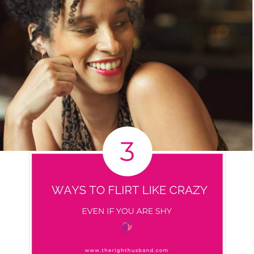 feat. 3 ways to flirt like crazy 1
