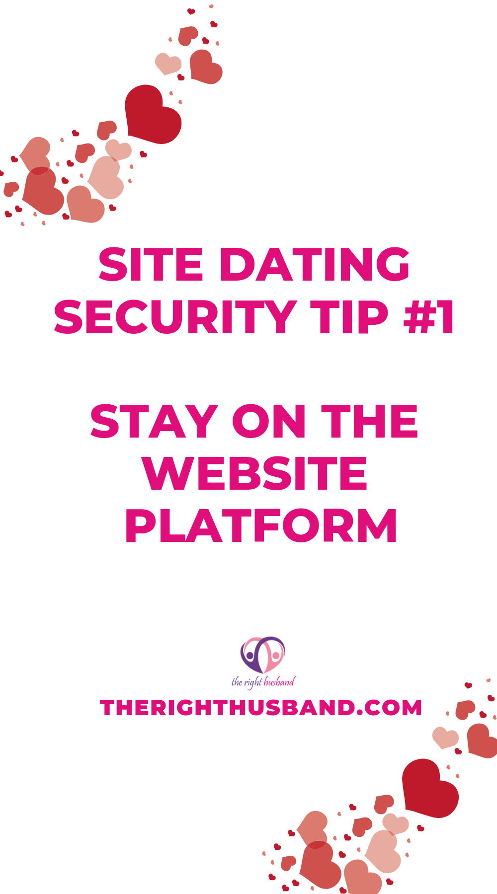 online dating security tip 1