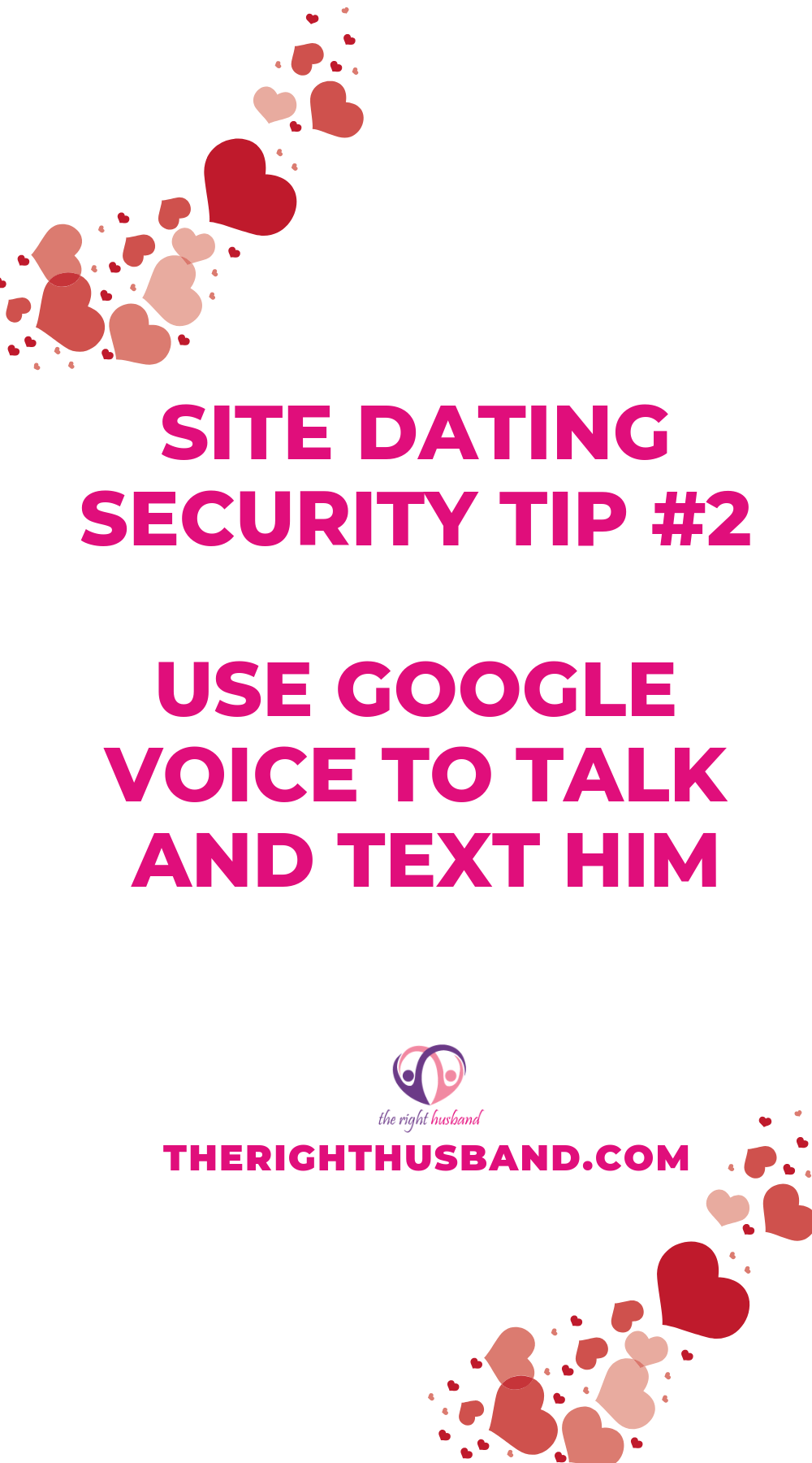 online dating security tip 2