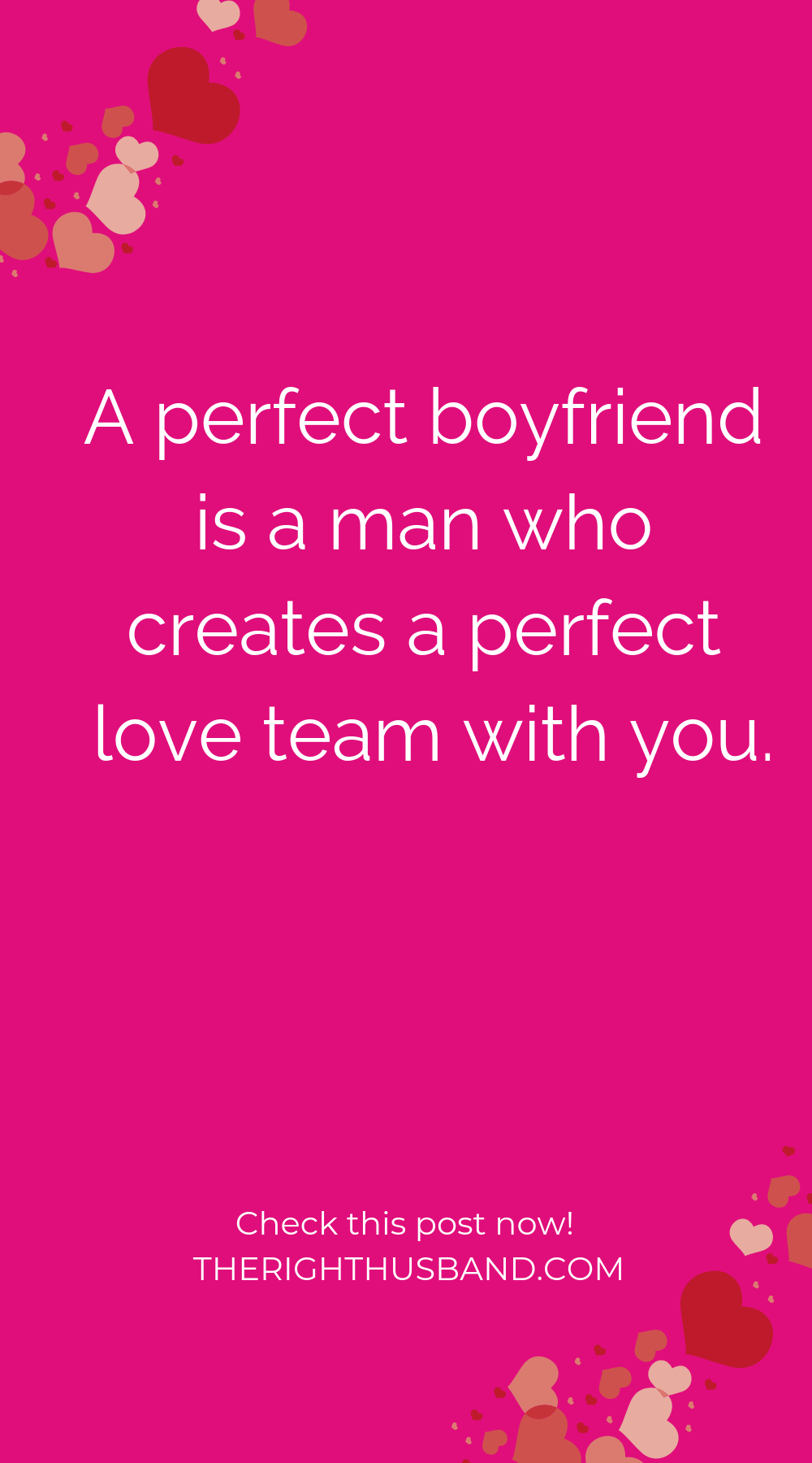 How to find your perfect boyfriend 5