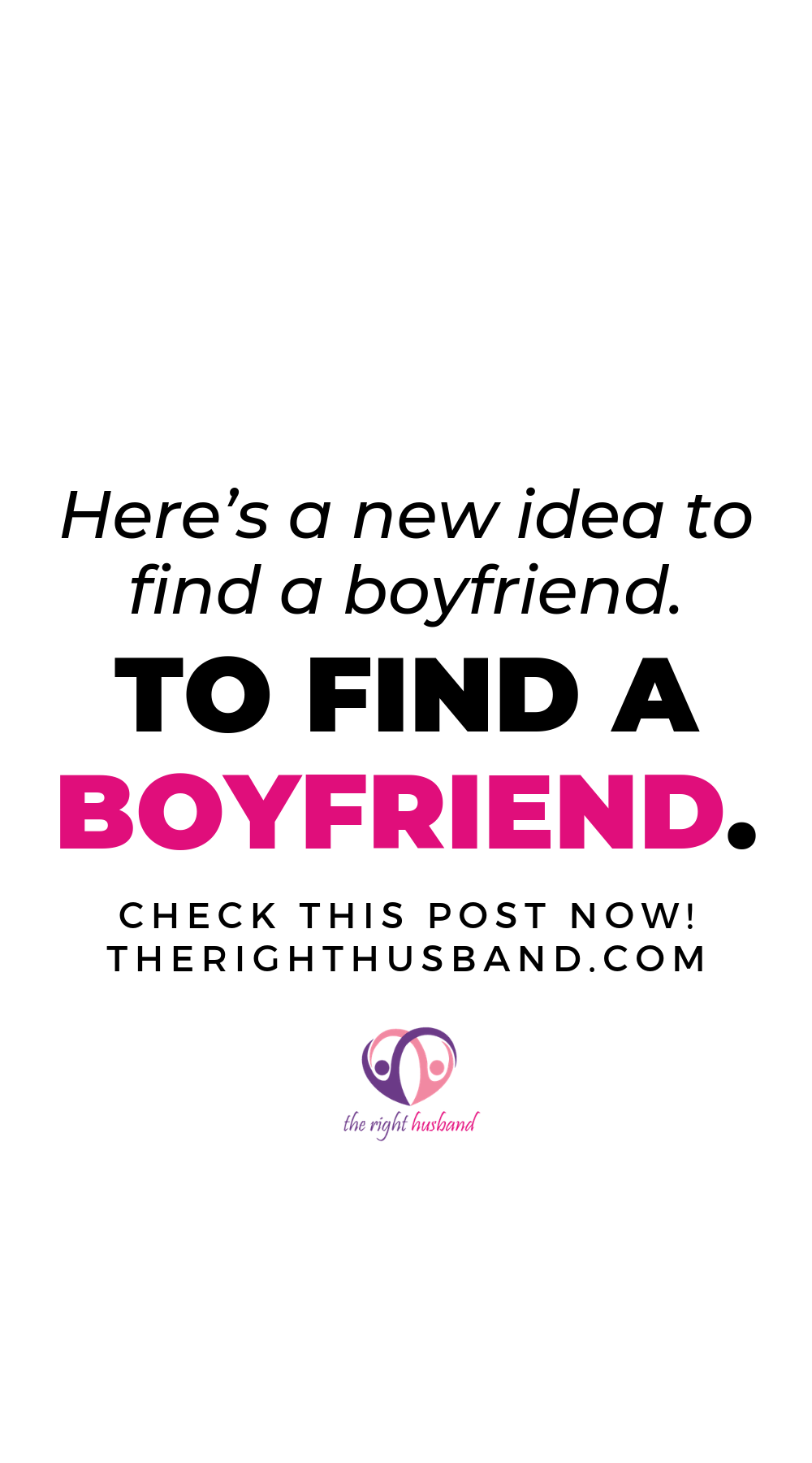 A new way to find a boyfriend 2