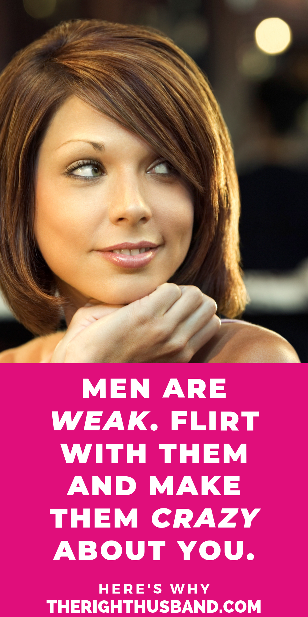 2 Safe Ways To Flirt With Men And Turn Them On 3
