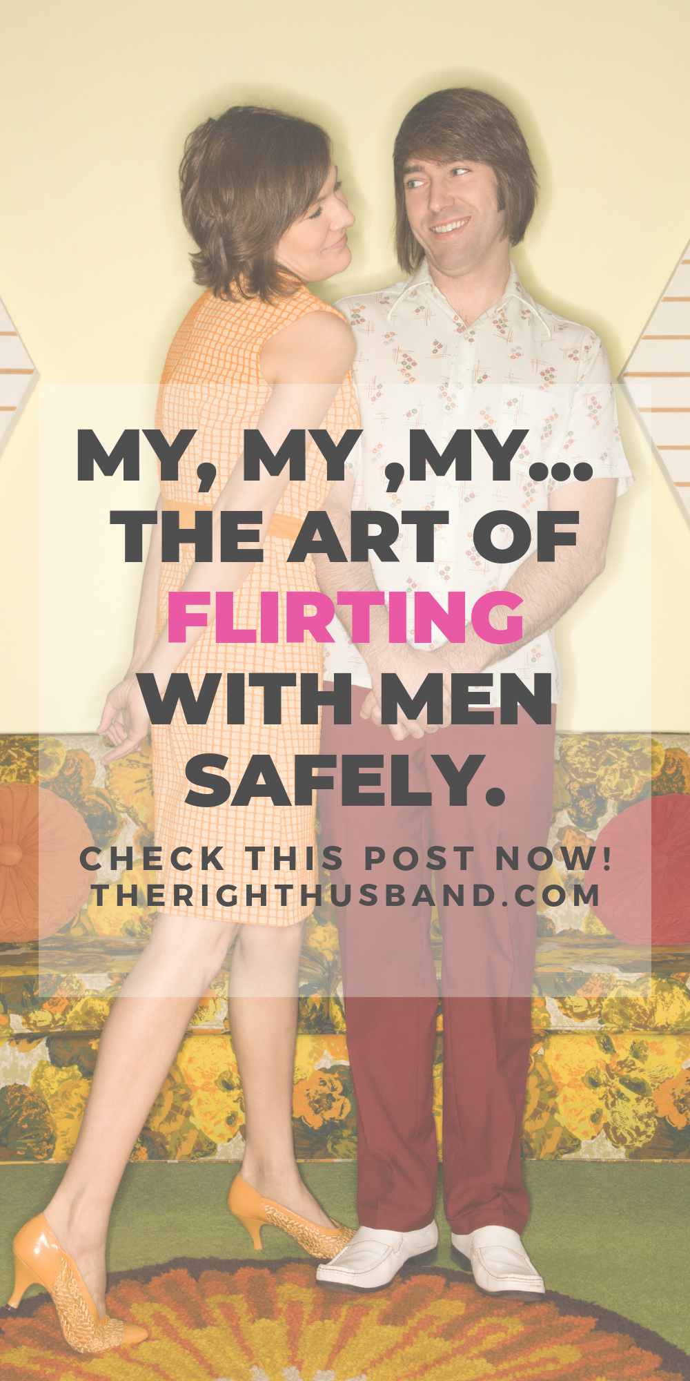 2 Safe Ways To Flirt With Men And Turn Them On 4