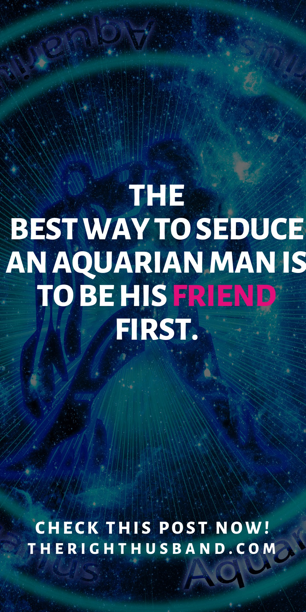 How to date aquarius man 2
